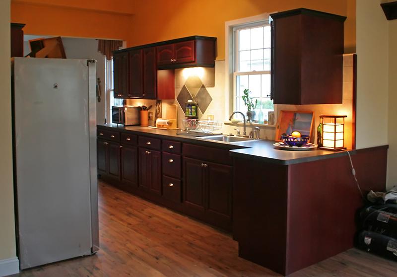 thurman kitchen remodel