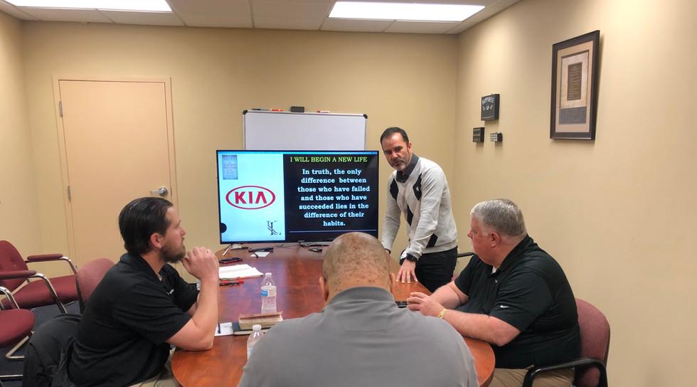 Kia presentation