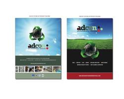 Adcon Pocket Folder