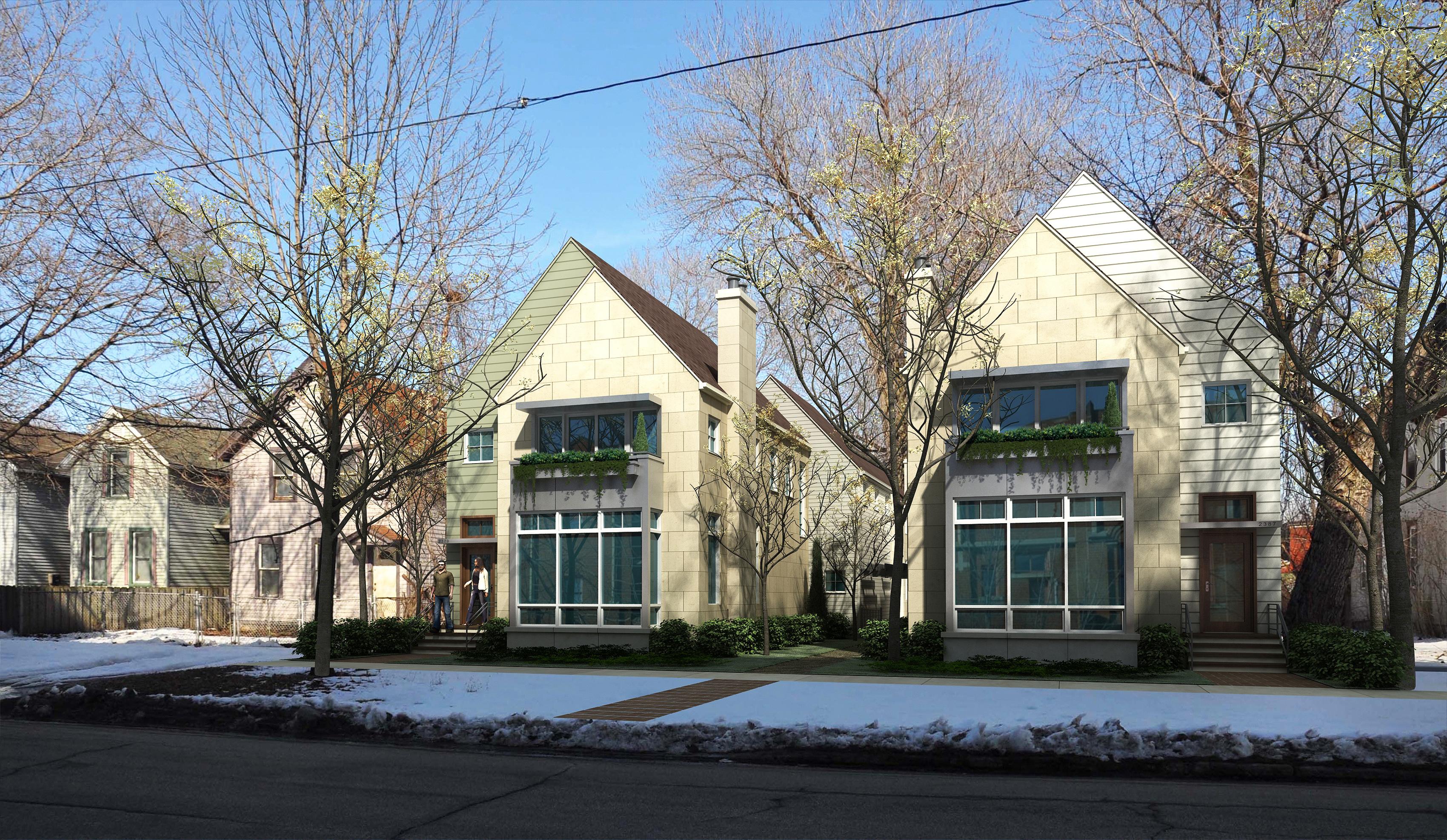 Southside 6 & 7 Street Exterior