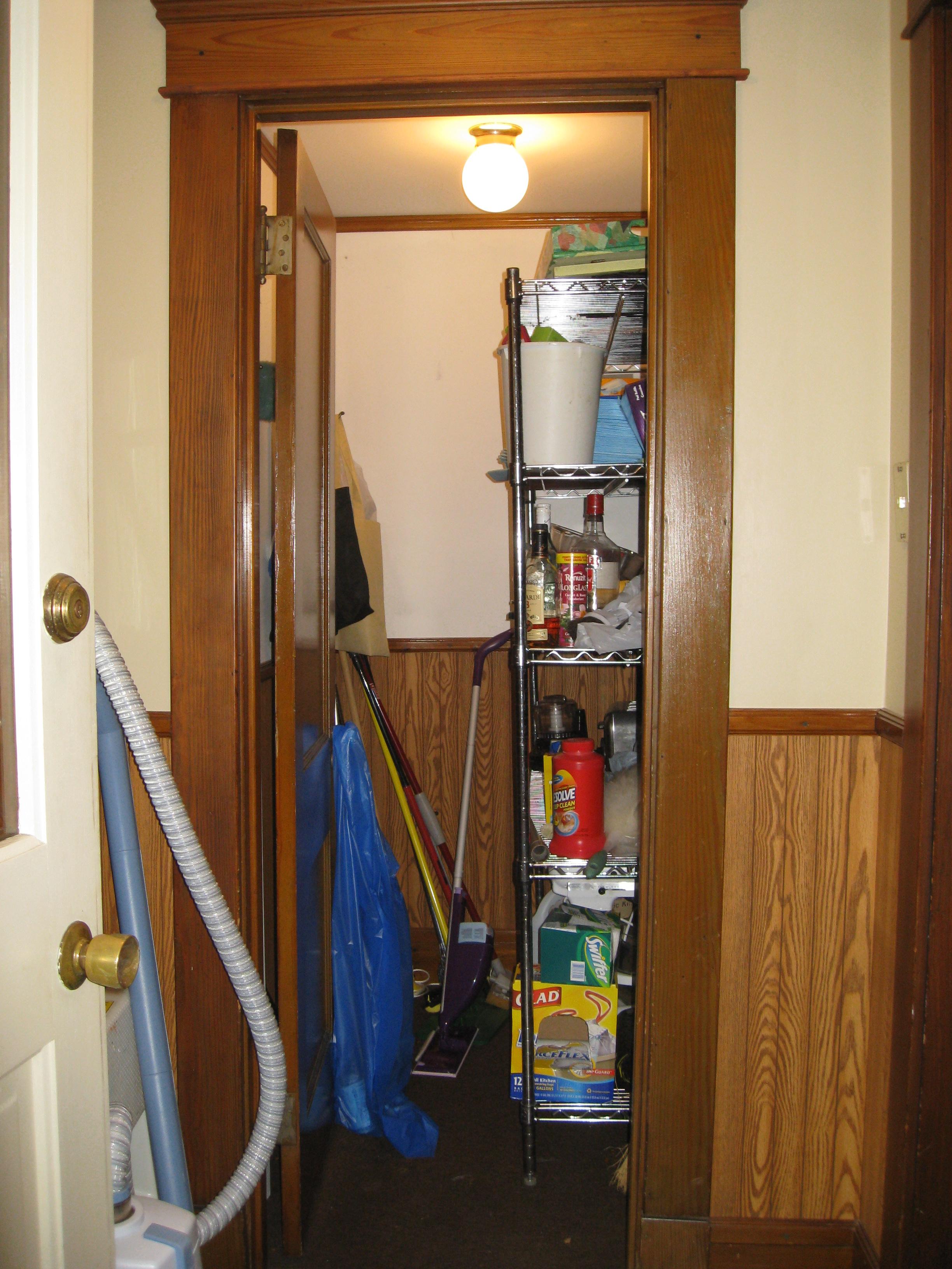 SeaCaptain-Entry Door before