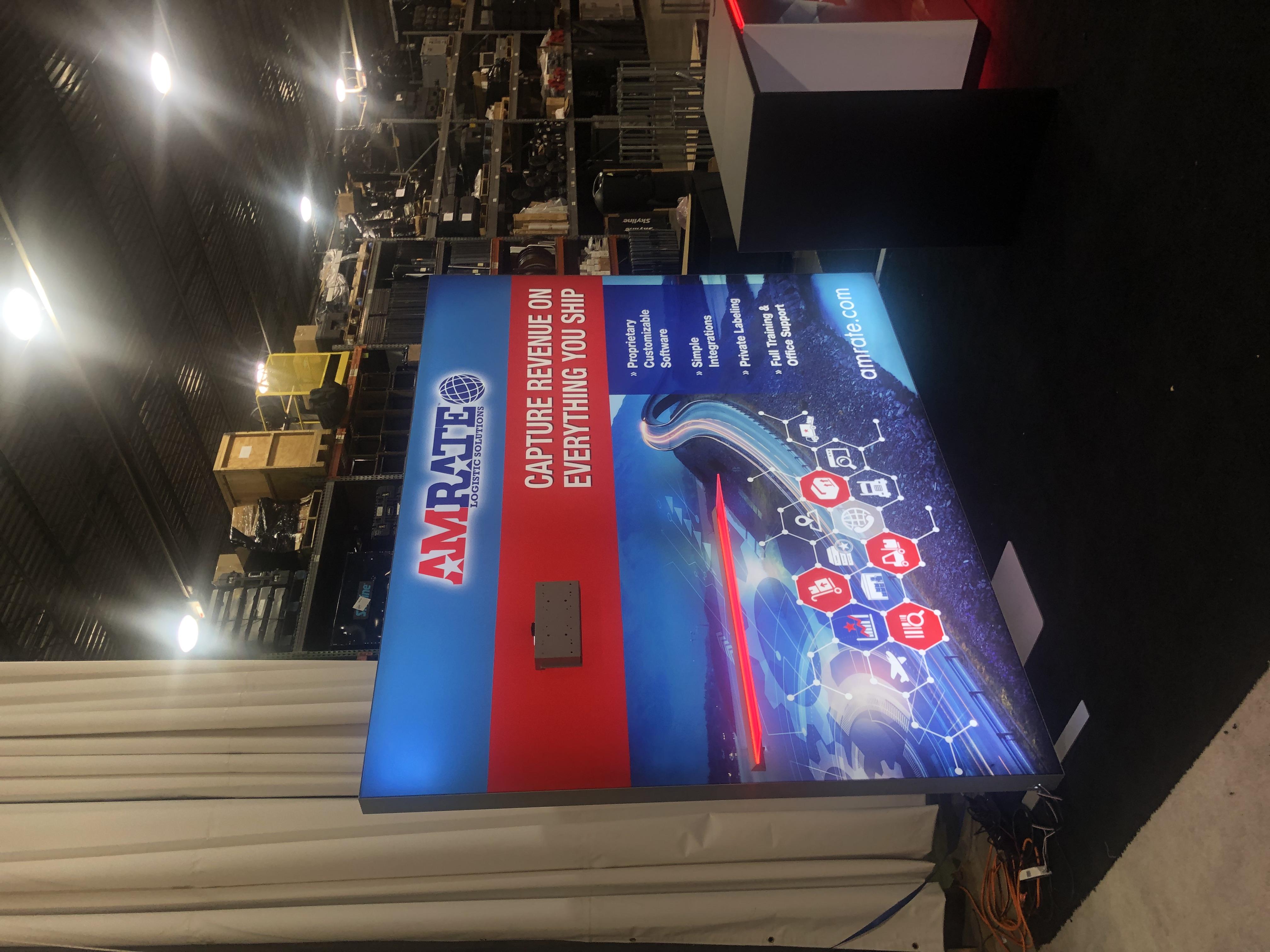 amware 2019 tradeshowbooth