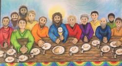 Last Supper current