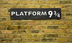 4 at Kings Cross Station