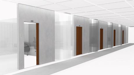 Simulaciones de diferentes espacios con nuestro producto