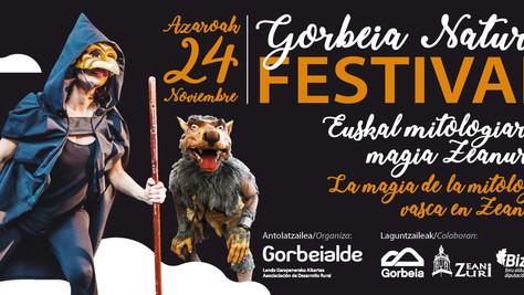Gorbeia Natura Festival
