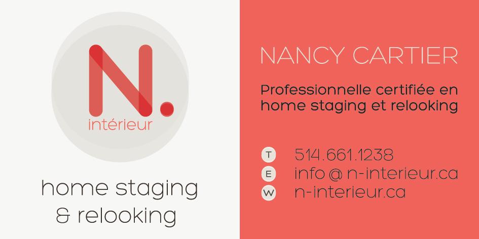 N.Intérieur / Nancy Cartier