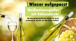 Donare Weißweinausgießer