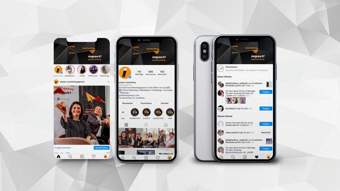 impact marketing ∙ Social Media