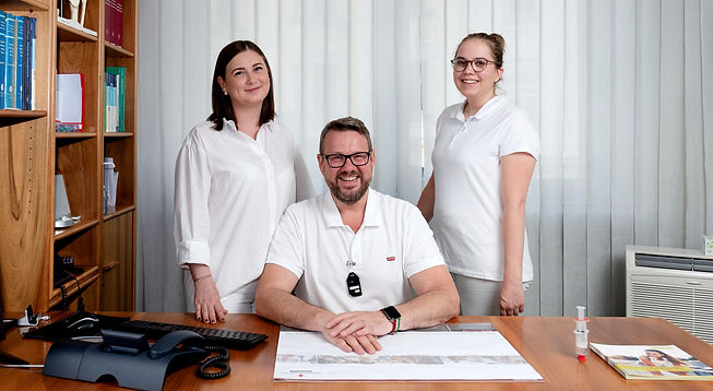 Team von Dr. med. univ. Jörg Breitwieser
