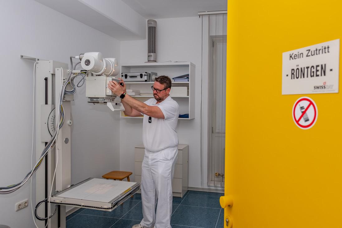 Röntgenraum