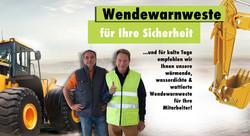 Donare Wendewarnweste