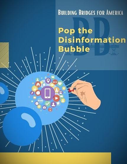 Pop the Disinformation Bubble- Handbook