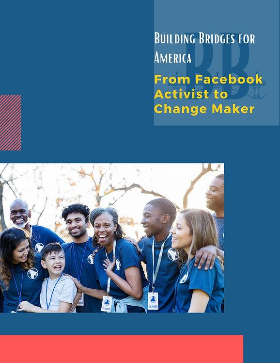 Facebook Activist to Change Maker