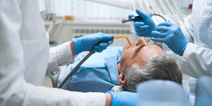 Root canal in Miami