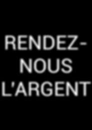 'RENDEZ-NOUS L'ARGENT' affiche de protestation, de citoyenneté et de démocratie (Lénie Blue)