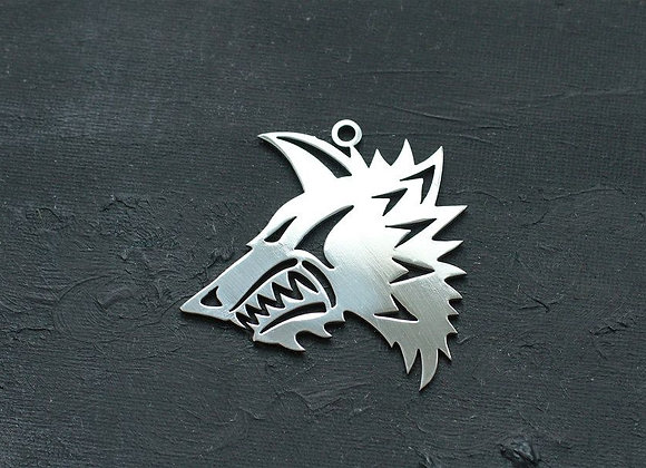 Space Wolf pendant