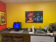 Customer's Office