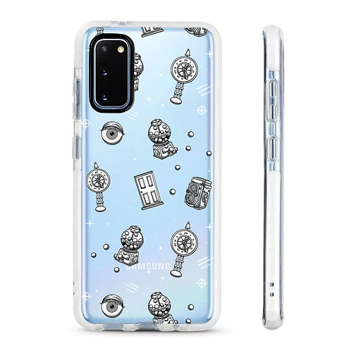 Android Phone Case - Clear Gumball