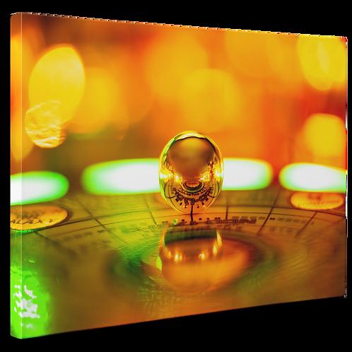 Pinball Art Canvas - Star T