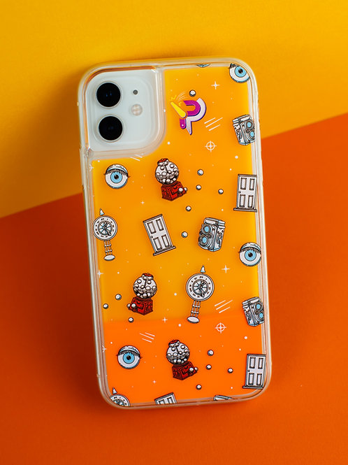 Pinball® Phone Case - Gumball Lava Orange
