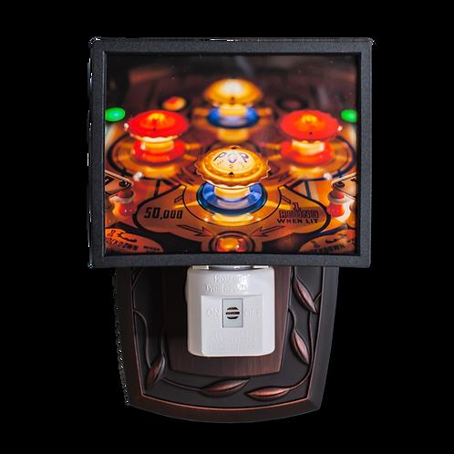 Pinball Night-Light - Pop Cap