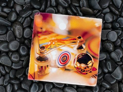Pinball Coasters - Target
