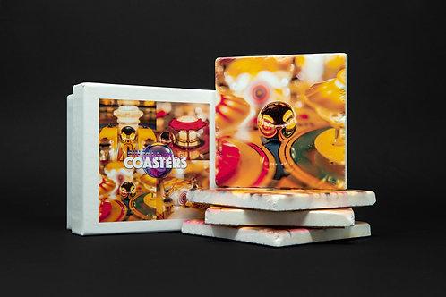 Pinball Coasters- Sample Pack