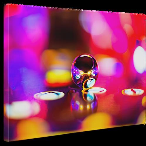 Pinball Art Canvas - Theatre of Magic