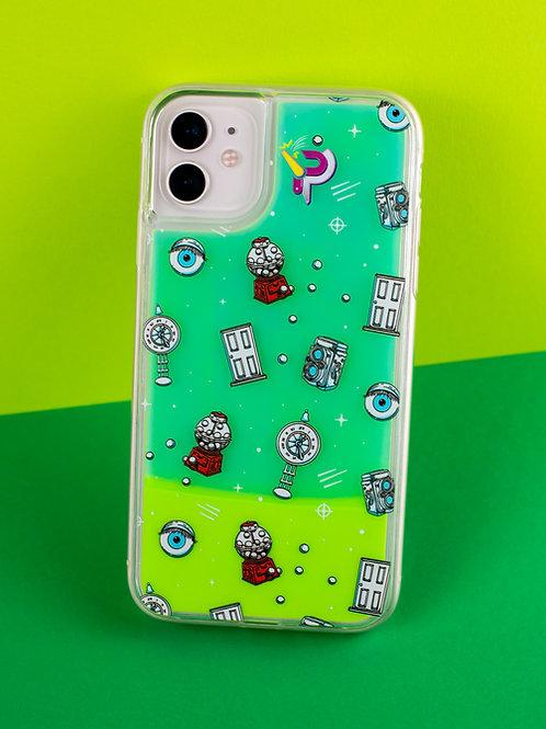 Pinball® Phone Case - Gumball Lava Green