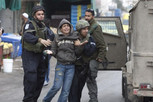 Israeli forces detain two 14-year-old Palestinians in Hebron