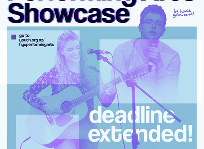 East Auckland's Youth Performing Arts Showcase 2020 — running for its third year