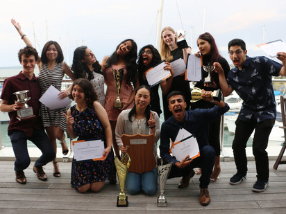 The Inaugural East Auckland Youth Awards: The prizewinner list