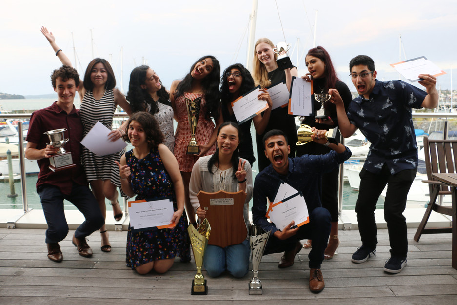 Howick Youth Council Youth Awards - Phot