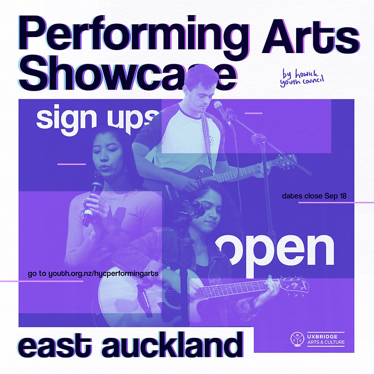 East Auckland Performing Arts Showcase 2020