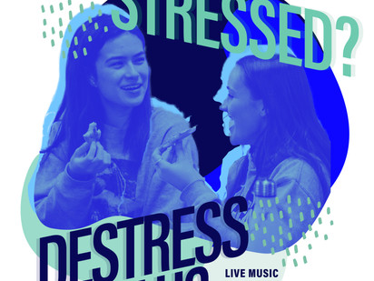 HYC's Destress: An opportunity to unwind