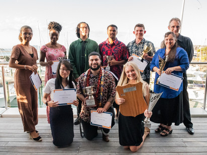 2020 East Auckland Youth Awards: Prizewinner Names