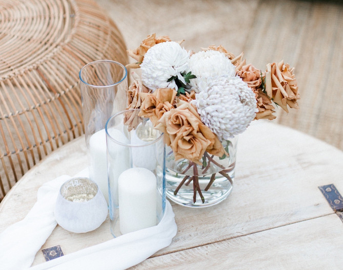 Decor and Styling, Whitewashed furniture, rugs and soft decor.