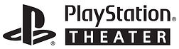 Playstation Theater Black Logo