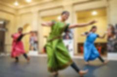 Sampradaya Dance Creations in Open Studio