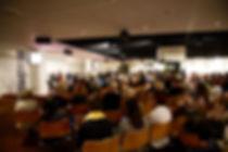 Room full of people