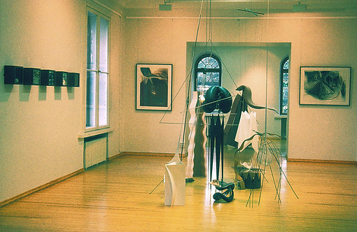 Colloquy in Galerie Alinna, Finland