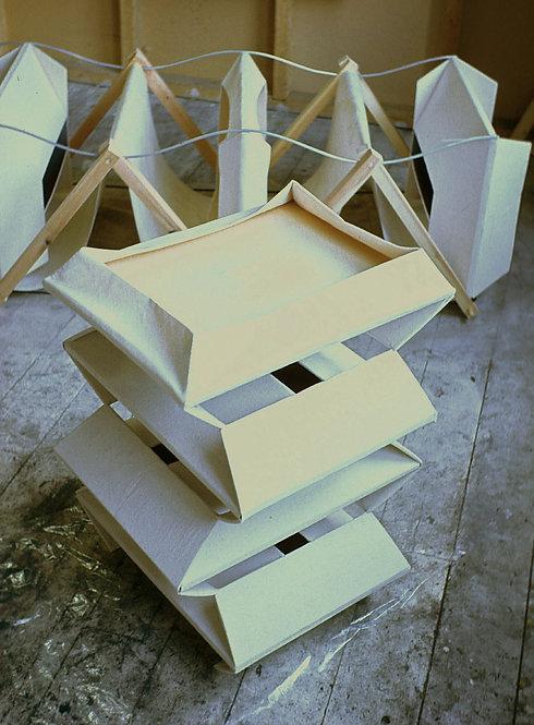 Canvas structures