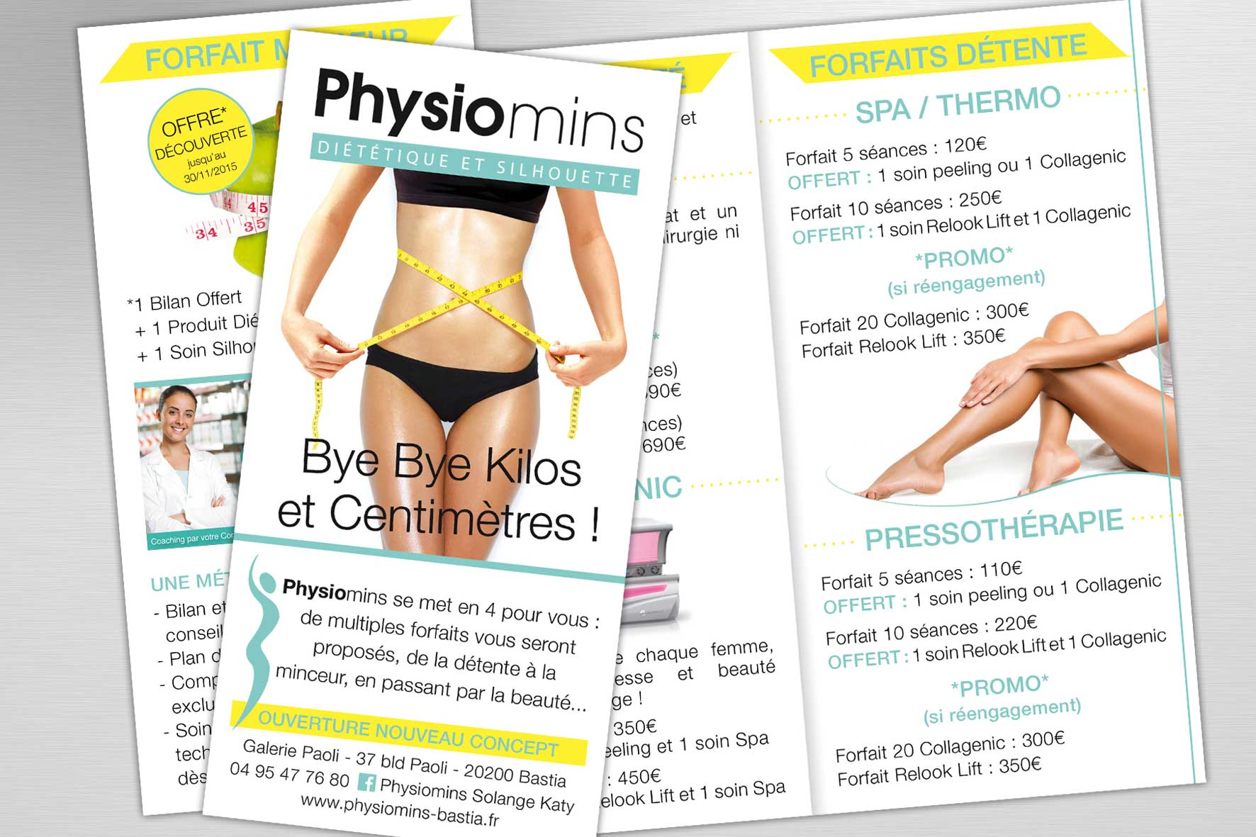 Physiomins - Bastia