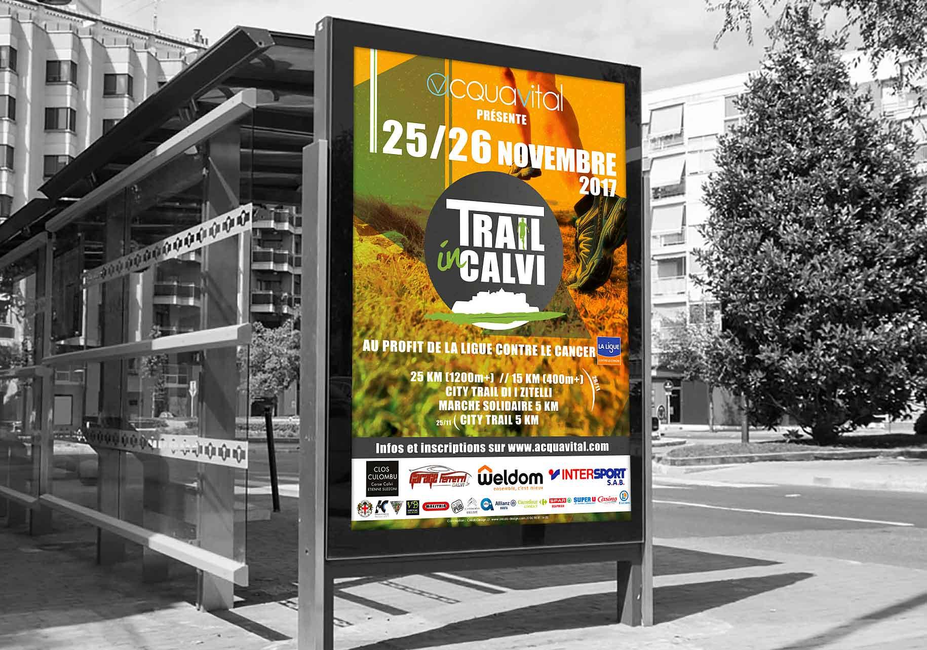Trail in Calvi 2018