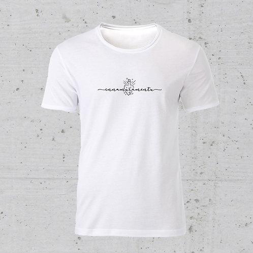 T-Shirt mixte coton bio - Innamuramentu