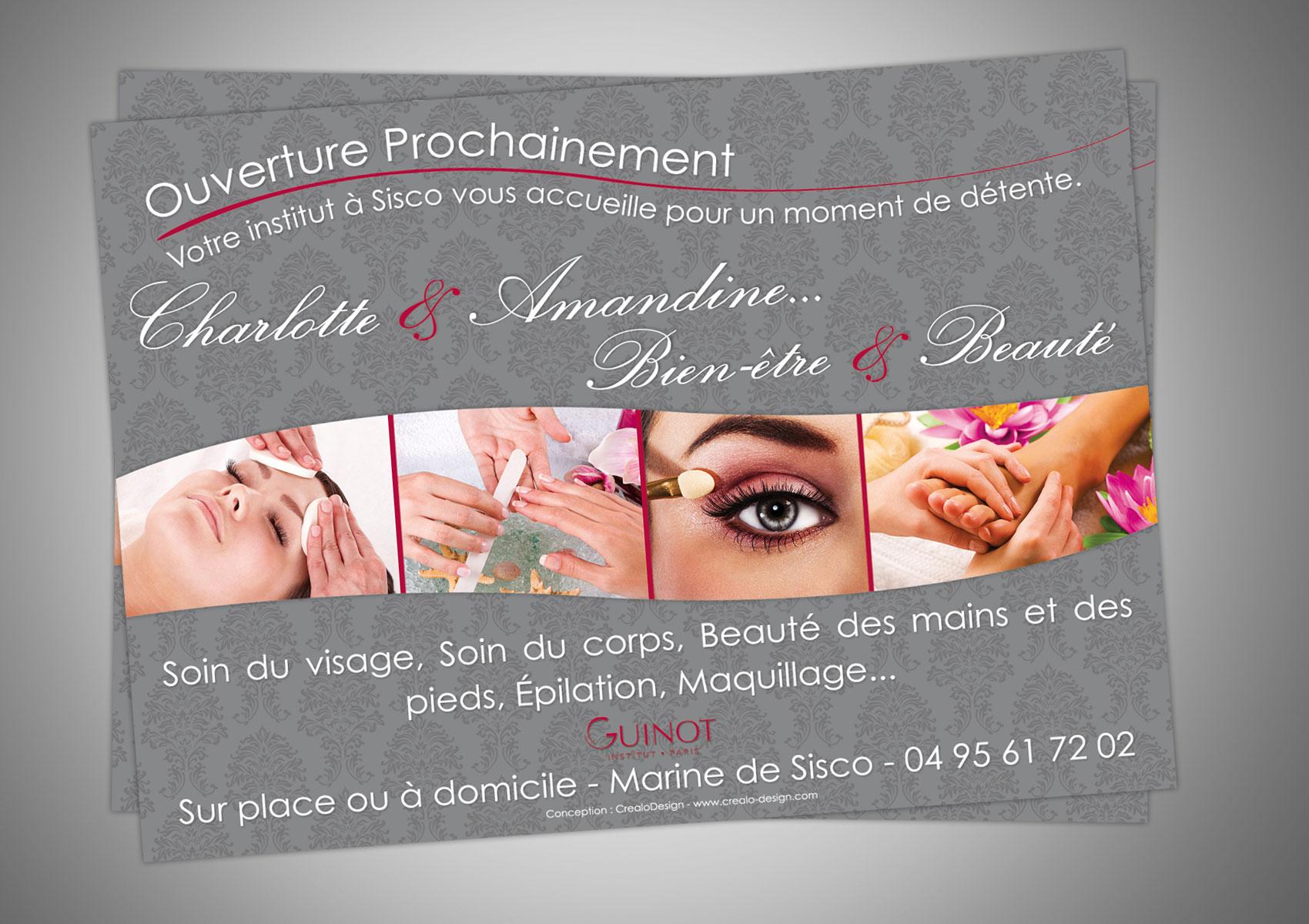 Institut Charlotte & Amandine