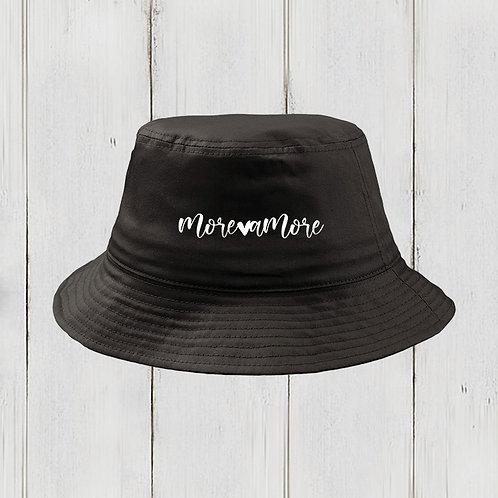 Chapeau bob noir More Amore