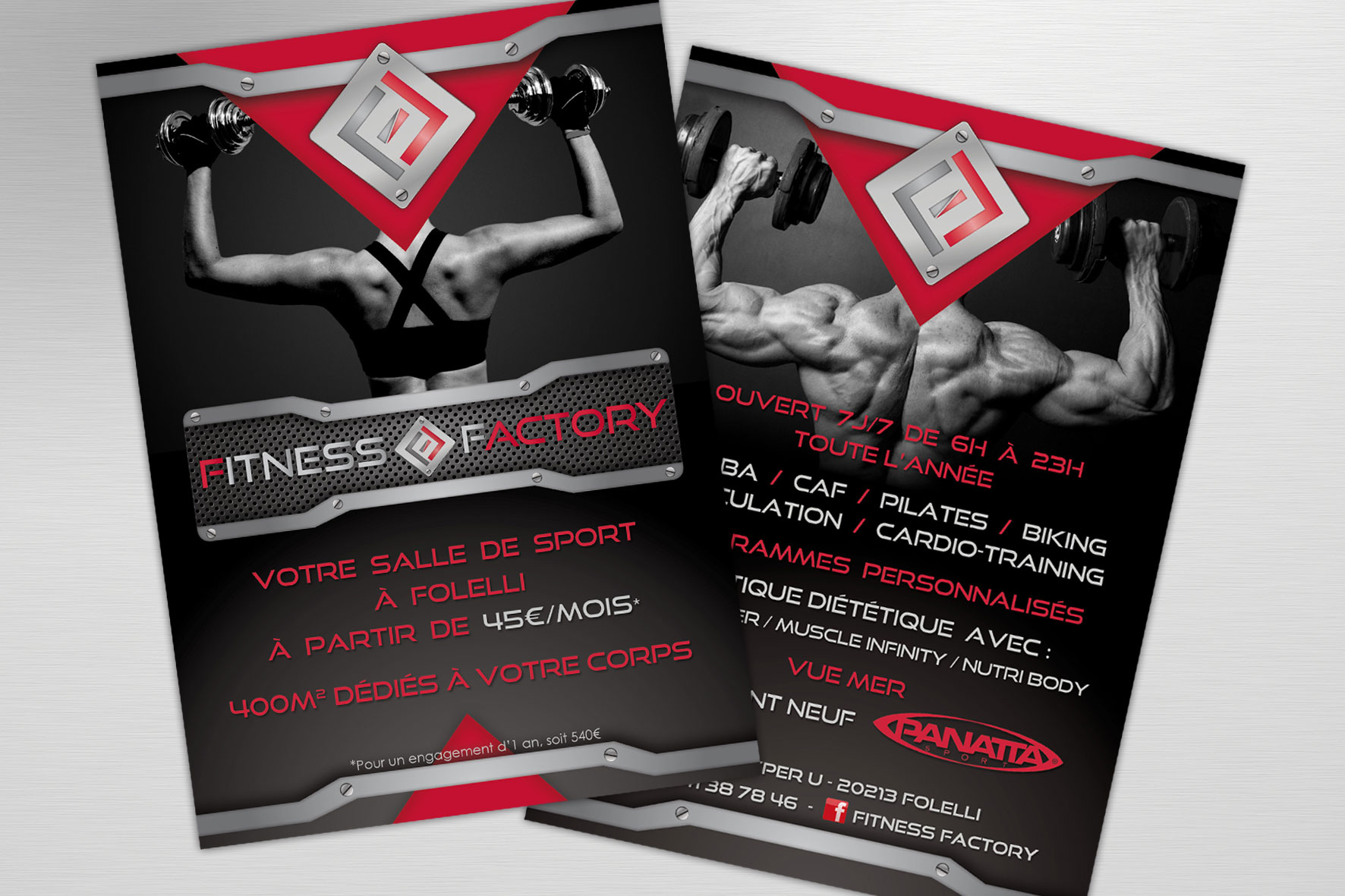 Fitness Factory - Folelli