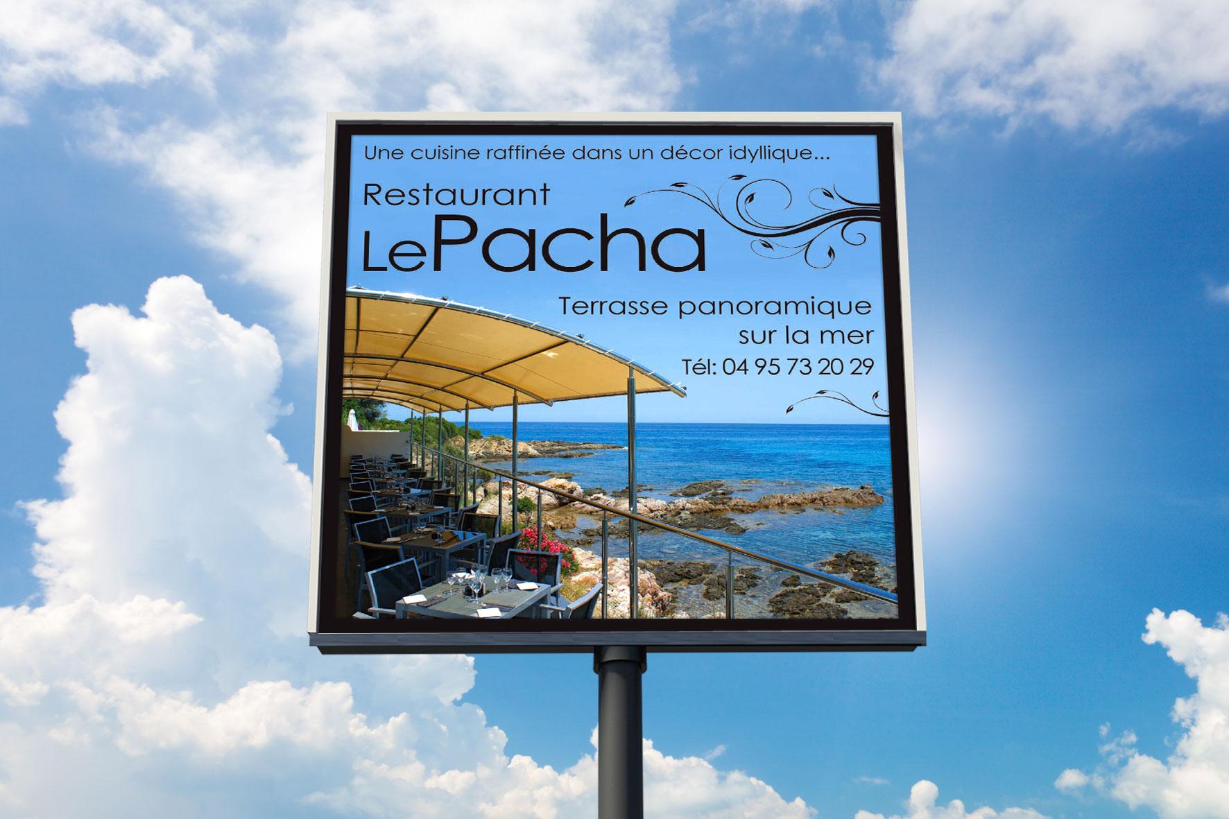 Restaurant Le Pacha
